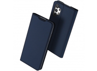 Husa Poliuretan DUX DUCIS Skin Pro pentru Samsung Galaxy A32 LTE A325, Bleumarin