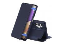 Husa Piele DUX DUCIS Skin X pentru Samsung Galaxy A32 5G A326, Bleumarin