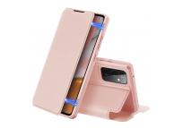 Husa Piele DUX DUCIS Skin X pentru Samsung Galaxy A52 A525 / Samsung Galaxy A52 5G, Roz