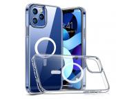 Husa TPU Joyroom Michael Series pentru Apple iPhone 12 Pro Max, MagSafe, Transparenta JR-BP748