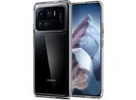 Husa Plastic - TPU Spigen ULTRA HYBRID pentru Xiaomi Mi 11 Ultra, Transparenta ACS03034