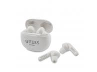 Handsfree Casti Bluetooth Guess, SinglePoint, Alb GUTWS1CWH