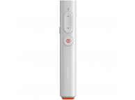 Laser Pointer Baseus Orange Dot PPT, pentru PC, Alb ACFYB-B02