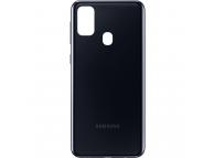 Capac Baterie Samsung Galaxy M21, Negru