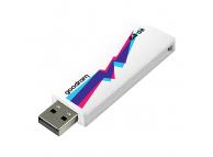 Memorie Externa GoodRam UCL2, 64Gb, USB 2.0, Alba UCL2-0640W0R11