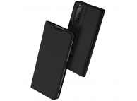 Husa Poliuretan DUX DUCIS Skin Pro pentru Sony Xperia 5 II, Neagra