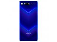 Capac Baterie - Geam Camera - Senzor Amprenta Huawei Honor View 20, Albastru 02352LNS