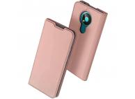 Husa Poliuretan DUX DUCIS Skin Pro pentru Nokia 3.4, Roz