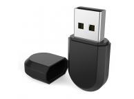 Adaptor Bluetooth Wireless USB OEM BT-06-8723D, Bluetooth 4.2 / Wi-Fi 802.11 b/g/n, Negru