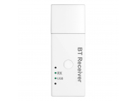 Receptor Bluetooth OEM JD-E6, USB / AUX, Alb