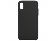 Husa TPU OEM Beline pentru Samsung Galaxy A52 A525 / Samsung Galaxy A52 5G, Neagra