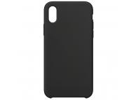 Husa TPU OEM Beline pentru Xiaomi Mi 11 Ultra, Neagra