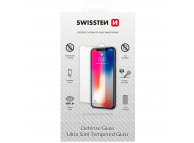 Folie Protectie Ecran Swissten pentru Samsung Galaxy S20 G980, Sticla securizata, Full Glue, 0.3mm, 2.5D, 9H