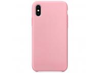 Husa TPU OEM Pure Silicone MP pentru Samsung Galaxy A72 4G, Roz