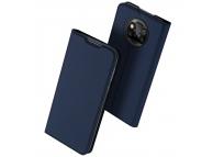 Husa Poliuretan DUX DUCIS Skin Pro pentru Xiaomi Poco M3 / Xiaomi Redmi 9T, Bleumarin