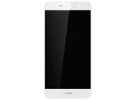 Display - Touchscreen Huawei Y6 Pro, Alb