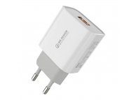 Incarcator Retea USB WK-Design WP-U57, Quick Charge, 18W, 1 X USB, Alb