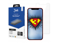 Folie Protectie Ecran 3MK HardGlass pentru Apple iPhone 12 / Apple iPhone 12 Pro, Sticla securizata, 9H