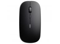 Mouse Wireless Inphic M2B, Bluetooth 5.0, Negru