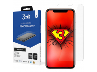 Folie Protectie Ecran 3MK FlexibleGlass pentru Apple iPhone 11 Pro Max, Sticla Flexibila, 7H