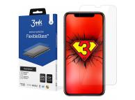 Folie Protectie Ecran 3MK FlexibleGlass pentru Apple iPhone X / Apple iPhone XS / Apple iPhone 11 Pro, Sticla Flexibila, 7H