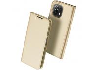 Husa Poliuretan DUX DUCIS Skin Pro pentru Xiaomi Mi 11 Lite / Xiaomi Mi 11 Lite 5G, Aurie