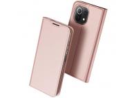 Husa Poliuretan DUX DUCIS Skin Pro pentru Xiaomi Mi 11 Lite / Xiaomi Mi 11 Lite 5G, Roz Aurie