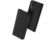 Husa Poliuretan DUX DUCIS Skin Pro pentru Samsung Galaxy Xcover 5, Neagra