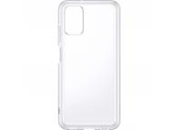 Husa TPU Samsung Galaxy A03s, Clear Cover, Transparenta EF-QA038TTEGEU