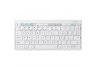 Tastatura Wireless Samsung Multi BT Trio 500, Alba EJ-B3400UWEGEU