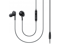 Handsfree Casti In-Ear Samsung, Cu microfon, 3.5 mm, Negru EO-IA500BBEGWW