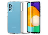 Husa TPU Spigen Liquid Crystal pentru Samsung Galaxy A52 A525 / Samsung Galaxy A52 5G, Transparenta ACS02316