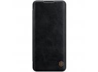 Husa Piele Nillkin Qin Book pentru OnePlus 9 Pro, Neagra