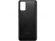 Capac Baterie Samsung Galaxy A02s A025F, Negru