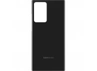 Capac Baterie Samsung Galaxy Note 20 Ultra N985 / Samsung Galaxy Note 20 Ultra 5G N986, Negru