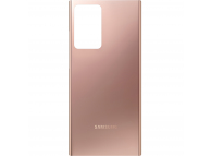 Capac Baterie Samsung Galaxy Note 20 Ultra N985 / Samsung Galaxy Note 20 Ultra 5G N986, Auriu