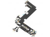Banda Cu Conector Incarcare / Date - Microfon Apple iPhone 12 mini, Negru