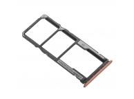 Suport Card - Suport SIM Xiaomi Redmi Note 10 Pro, Auriu