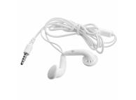 Handsfree Casti EarBuds Motorola 8s542510, Cu microfon, 3.5 mm, Alb