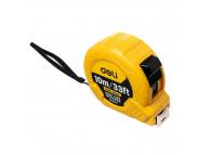 Ruleta Deli Tools EDL9010Y, 10m / 25mm