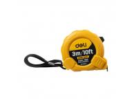 Ruleta Deli Tools EDL9003Y, 3m / 16mm