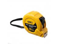 Ruleta Deli Tools EDL9010B, 10m / 25mm