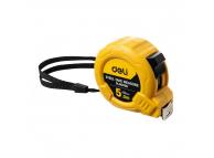 Ruleta Deli Tools EDL9005B, 5m / 19mm