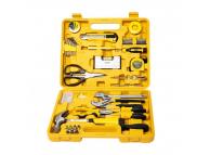 Trusa Unelte Deli Tools EDL1048J, Set 48 buc