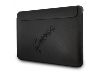 Husa Laptop Guess Saffiano, 13 inci, Neagra GUCS13PUSASBK