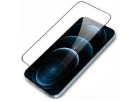 Folie Protectie Ecran X-One Sapphire Series pentru Apple iPhone 11 Pro, Sticla securizata, Full Face, Full Glue, Extra Hard, 0.3mm 9H