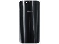 Capac Baterie - Geam Camera Spate Huawei Honor 9, Negru 02351LGH