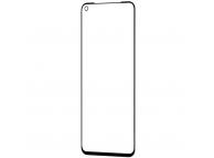 Folie Protectie Ecran OnePlus Nord 2 5G, Sticla securizata, Full Face, Full Glue, Neagra 5431100257