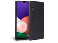 Husa TPU Tech-Protect Icon pentru Samsung Galaxy A22 LTE, Neagra