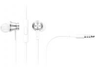 Handsfree Casti In-Ear Xiaomi, Cu microfon, 3.5 mm, Argintiu ZBW4355TY